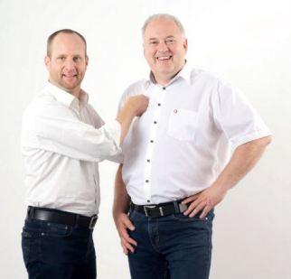 Mathias und Markus