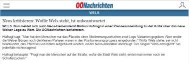Presse Nachrichten 3.August